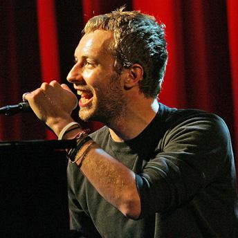Chris Martin Celebrity