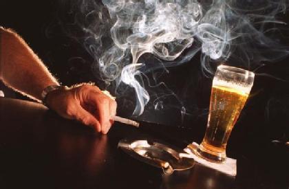 Heavy Smokers Drinkers