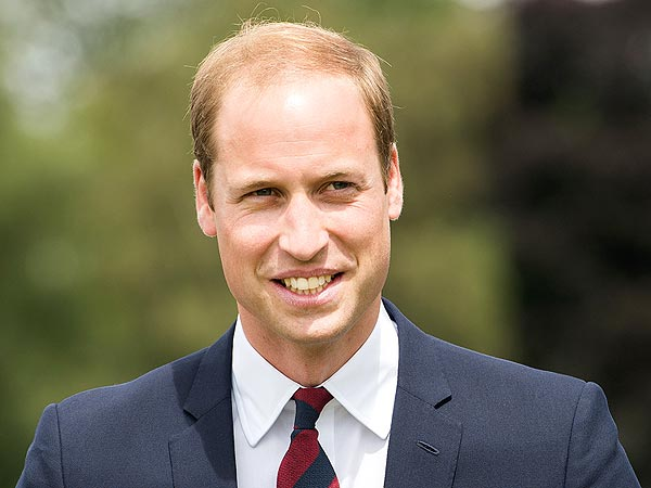 Prince William Hair Loss Problem