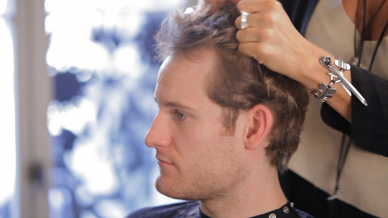 Men's Thinning Hair