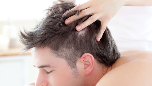 Scalp Massage for Hair Growth