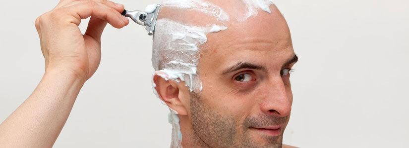 head-shaving